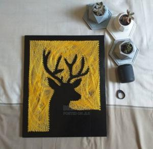 Deer String Art | Arts & Crafts for sale in Dar es Salaam, Kinondoni