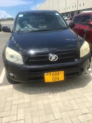 Toyota RAV4 2007 Black | Cars for sale in Dar es Salaam, Temeke