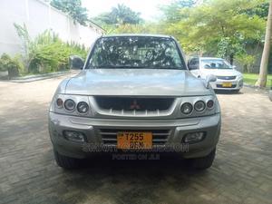 Mitsubishi Pajero 2005 Silver   Cars for sale in Dar es Salaam, Kinondoni