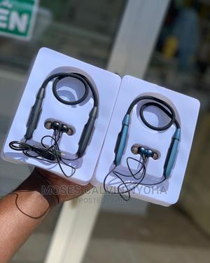 Neck Band Wireless Earphone | Headphones for sale in Dar es Salaam, Kinondoni