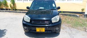 Toyota RAV4 2005 2.0 Automatic Black   Cars for sale in Dar es Salaam, Kinondoni