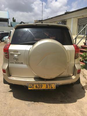 Toyota RAV4 2007 Gold | Cars for sale in Dar es Salaam, Kinondoni