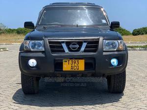 Nissan Patrol 2003 Black | Cars for sale in Dar es Salaam, Kinondoni