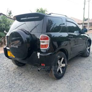 Toyota RAV4 2003 Automatic Black | Cars for sale in Dar es Salaam, Kinondoni