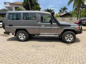 Toyota Land Cruiser 2008 Gray | Cars for sale in Dar es Salaam, Kinondoni