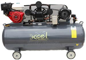 Xcel Air Compressor 500L 10HP Electrical + 15HP Gasolin | Vehicle Parts & Accessories for sale in Dar es Salaam, Kinondoni