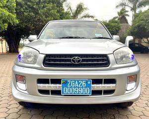 Toyota RAV4 2002 Silver | Cars for sale in Dar es Salaam, Kinondoni