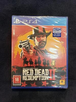 Red Dead Redemption 2 Playstation 4 | Video Games for sale in Dar es Salaam, Ilala