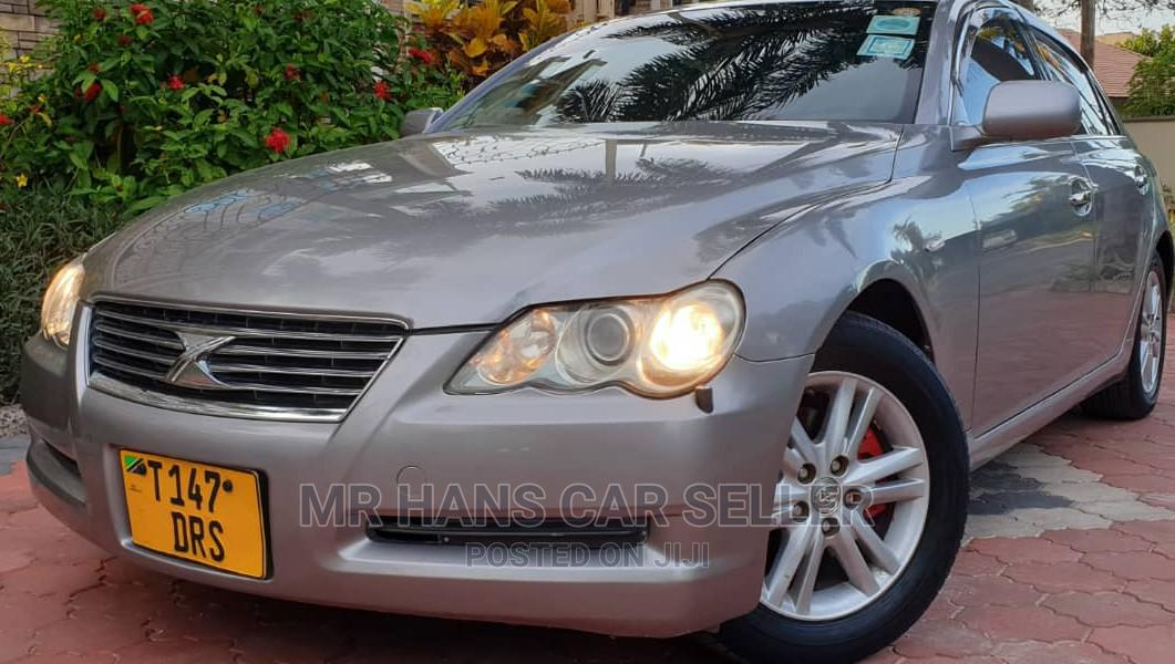 Toyota Mark X 2006 Gray   Cars for sale in Kinondoni, Dar es Salaam, Tanzania