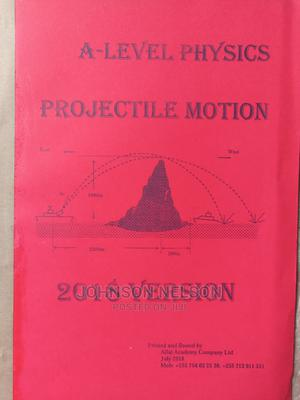 Projectile Motion   Books & Games for sale in Tabora Region, Tabora Urban