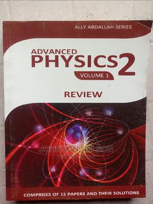 Physics Two by Ally   Books & Games for sale in Tabora Region, Tabora Urban