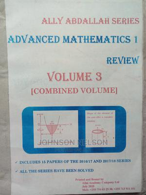 Pure Mathematics One Review . By Ally   Books & Games for sale in Tabora Region, Tabora Urban