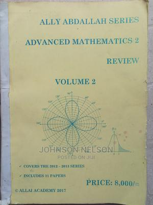 Pure Mathematics Two Review . By Ally   Books & Games for sale in Tabora Region, Tabora Urban