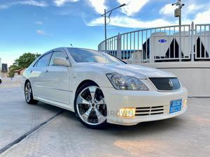 Toyota Crown 2005 Royale White | Cars for sale in Dar es Salaam, Kinondoni