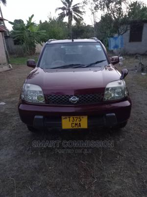 Nissan X-Trail 2002 Automatic Red   Cars for sale in Dar es Salaam, Kinondoni