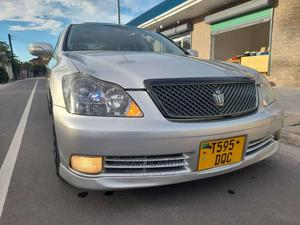 Toyota Crown 2005 Silver   Cars for sale in Dar es Salaam, Kinondoni