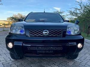 Nissan X-Trail 2003 Black   Cars for sale in Dar es Salaam, Kinondoni