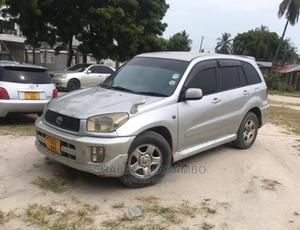 Toyota RAV4 2003 Automatic Silver | Cars for sale in Dar es Salaam, Kinondoni