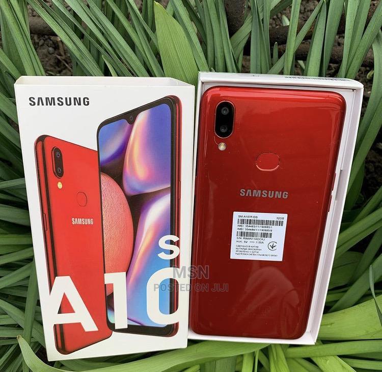 New Samsung Galaxy A10s 32 GB   Mobile Phones for sale in Kinondoni, Dar es Salaam, Tanzania