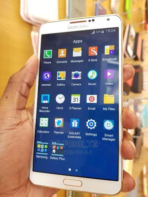 Samsung Galaxy Note 3 32 GB White | Mobile Phones for sale in Dar es Salaam, Kinondoni