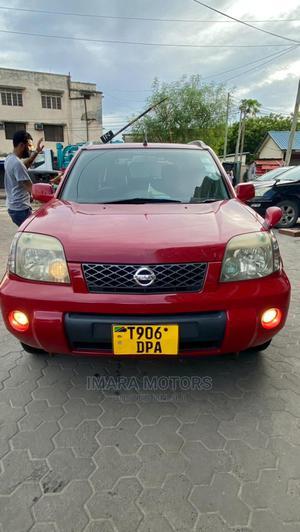 Nissan X-Trail 2005 Red | Cars for sale in Dar es Salaam, Kinondoni