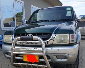 Toyota Hilux 2004 Green | Cars for sale in Dar es Salaam, Kinondoni