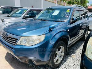 Subaru Forester 2010 Blue | Cars for sale in Dar es Salaam, Kinondoni
