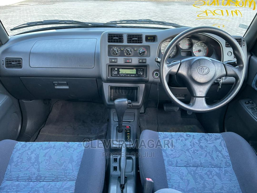 Archive: Toyota RAV4 1997 Blue