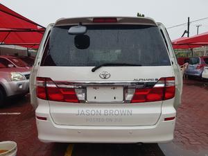 New Toyota Alphard 2004 White | Cars for sale in Dar es Salaam, Kinondoni