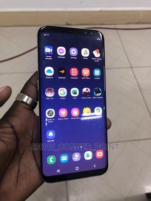 Samsung Galaxy S8 Plus 64 GB Silver | Mobile Phones for sale in Dar es Salaam, Kinondoni