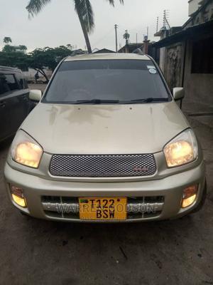Toyota RAV4 2003 Automatic Gold | Cars for sale in Dar es Salaam, Kinondoni