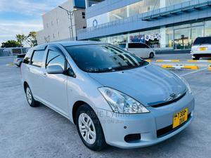 Toyota Wish 2003 Silver   Cars for sale in Dar es Salaam, Kinondoni