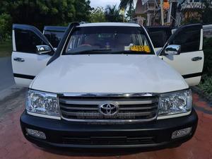 Toyota Land Cruiser 2003 3.0 D White   Cars for sale in Dar es Salaam, Kinondoni