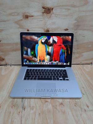 Laptop Apple MacBook Pro 2012 8GB Intel Core I7 HDD 500GB   Laptops & Computers for sale in Dar es Salaam, Kinondoni